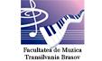 logo facultatea de muzica brasov