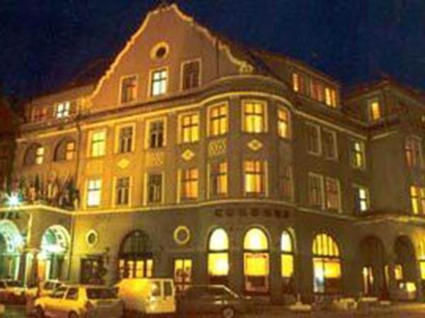 Brasov hotel coroana