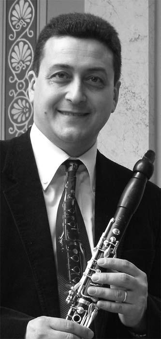 Emil Visenescu-clarinet